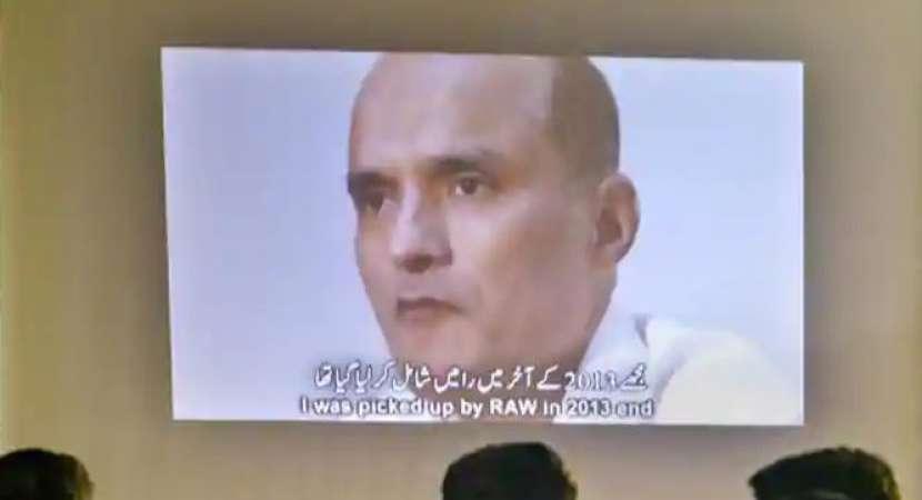 Kulbhushan Jadhav Case: India slams Pakistan at UN