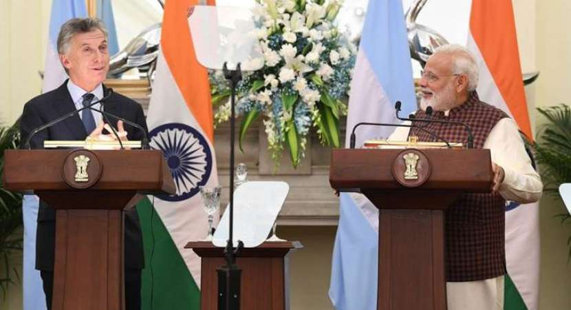 Time for talks on terrorism is over: PM Modi