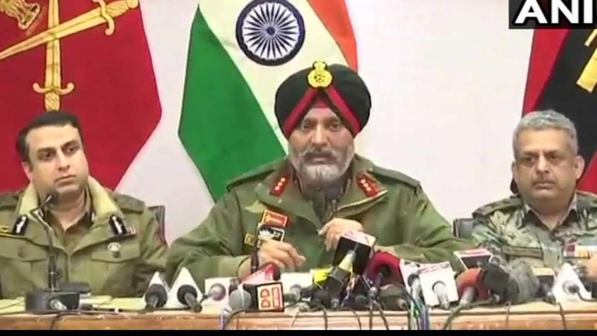 Eliminated JeM leader behind Pulwama attack within 100 hours: Indian Army