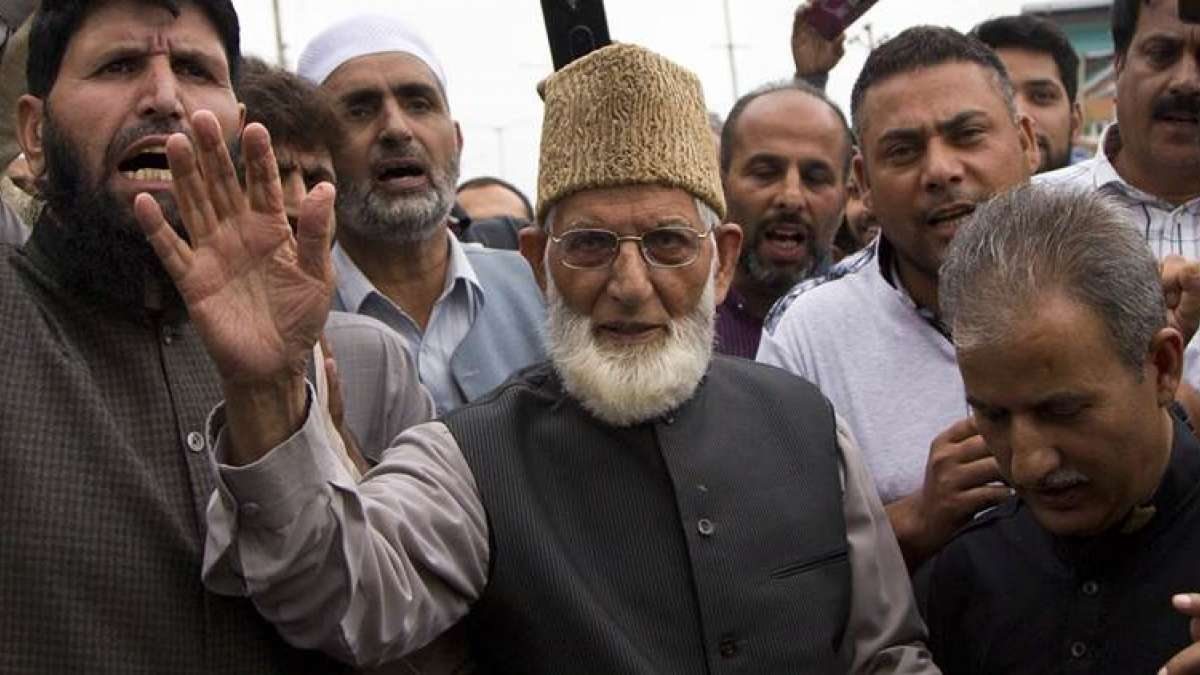 Govt has decided to withdraw the security of 18 Hurriyat leaders in the state