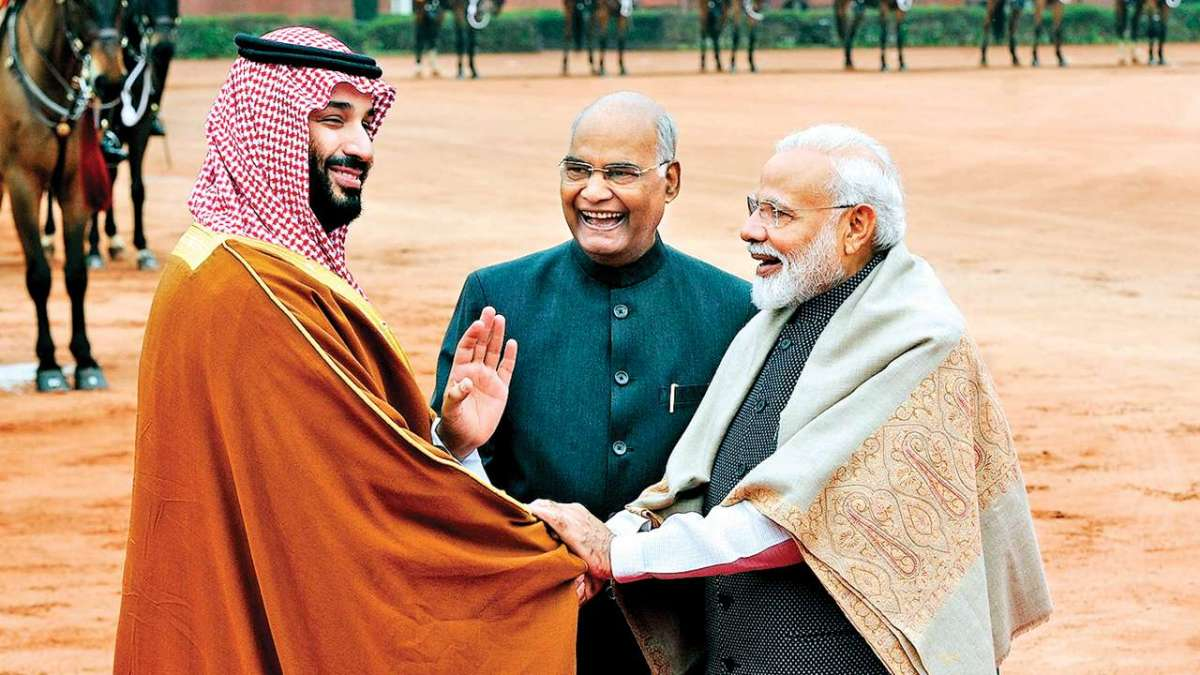 Saudi Arabia vows to back India in fight against terrorism