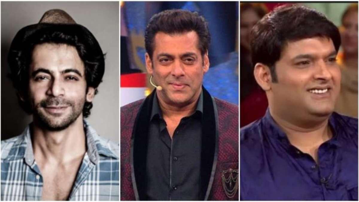 Sunil Grover likely to return on The Kapil Sharma Show with Salman Khan
