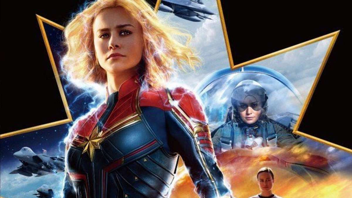 What makes a hero? Captain Marvel's new promo asks