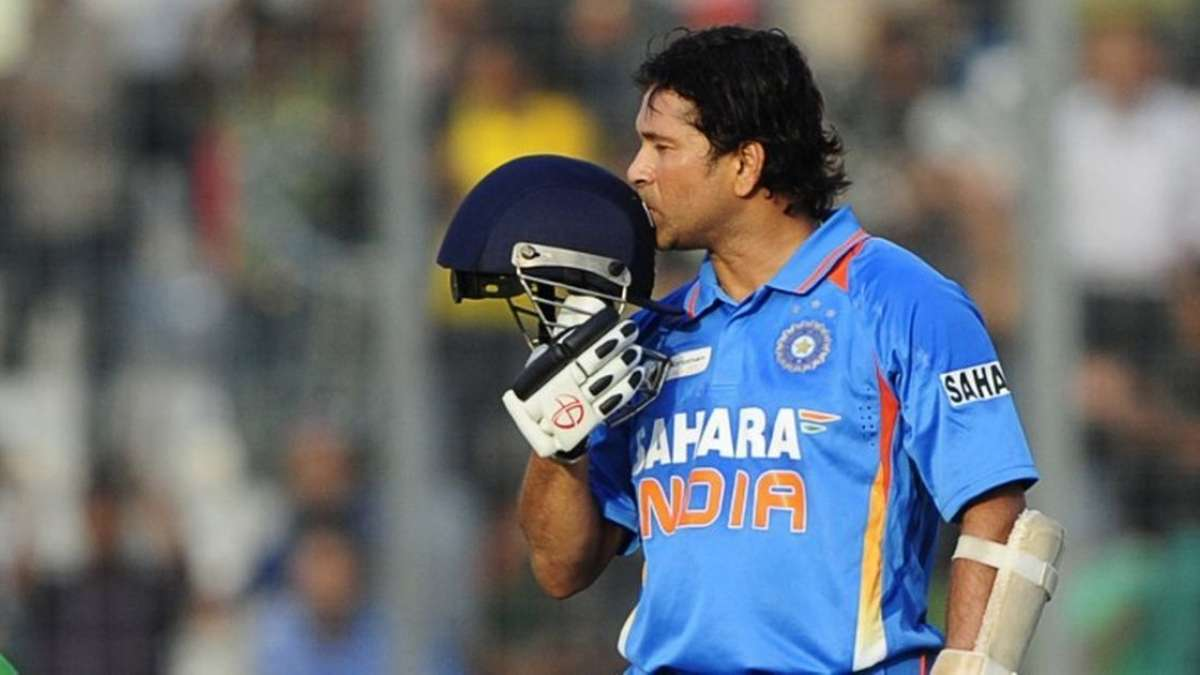 India vs Pakistan World Cup 2019: Sachin Tendulkar reacts