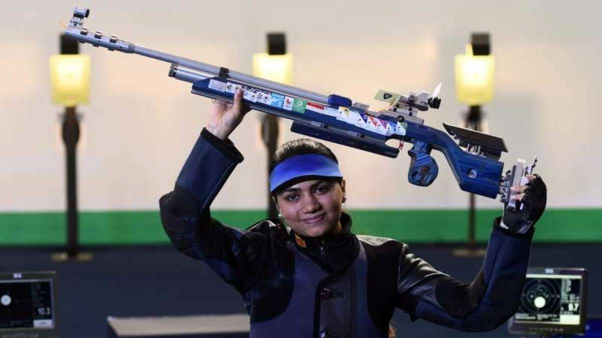 ISSF World Cup: India's Apurvi Chandela bags gold medal, sets new record