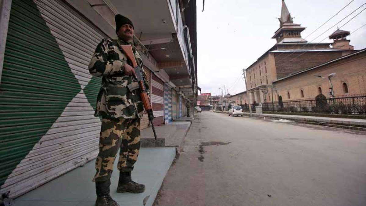 Pulwama Attack: Kashmir on edge after sudden movement of troops, fighter jets
