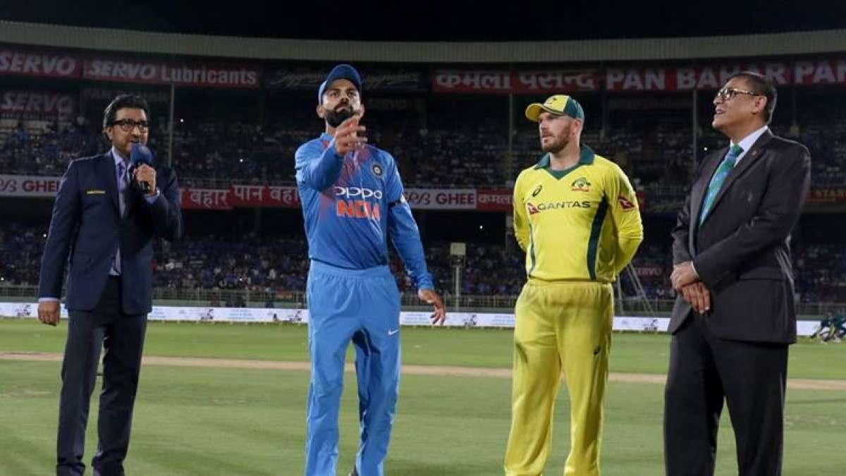 Live Cricket Score, India Vs Australia 1st T20 Match Live Score Updates, Ind vs Aus Live Score Updates from Visakhapatnam