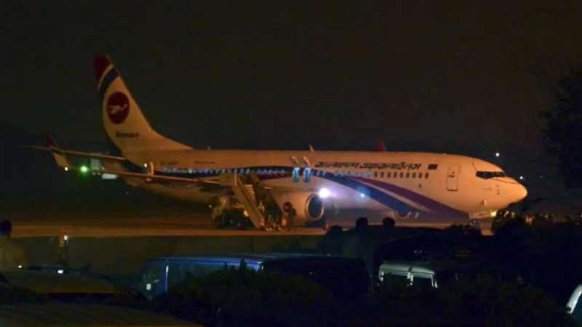 Suspected plane hijacker shot dead in Bangladesh: Army