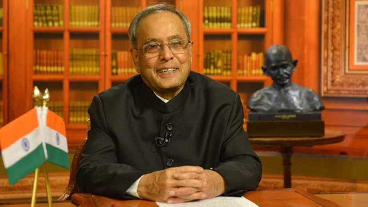 Vimarsh 2019: Former President Pranab Mukherjee to be the chief guest