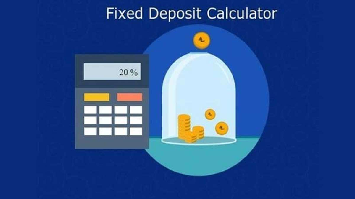 Graphical Image for Fixed Deposit Calculator