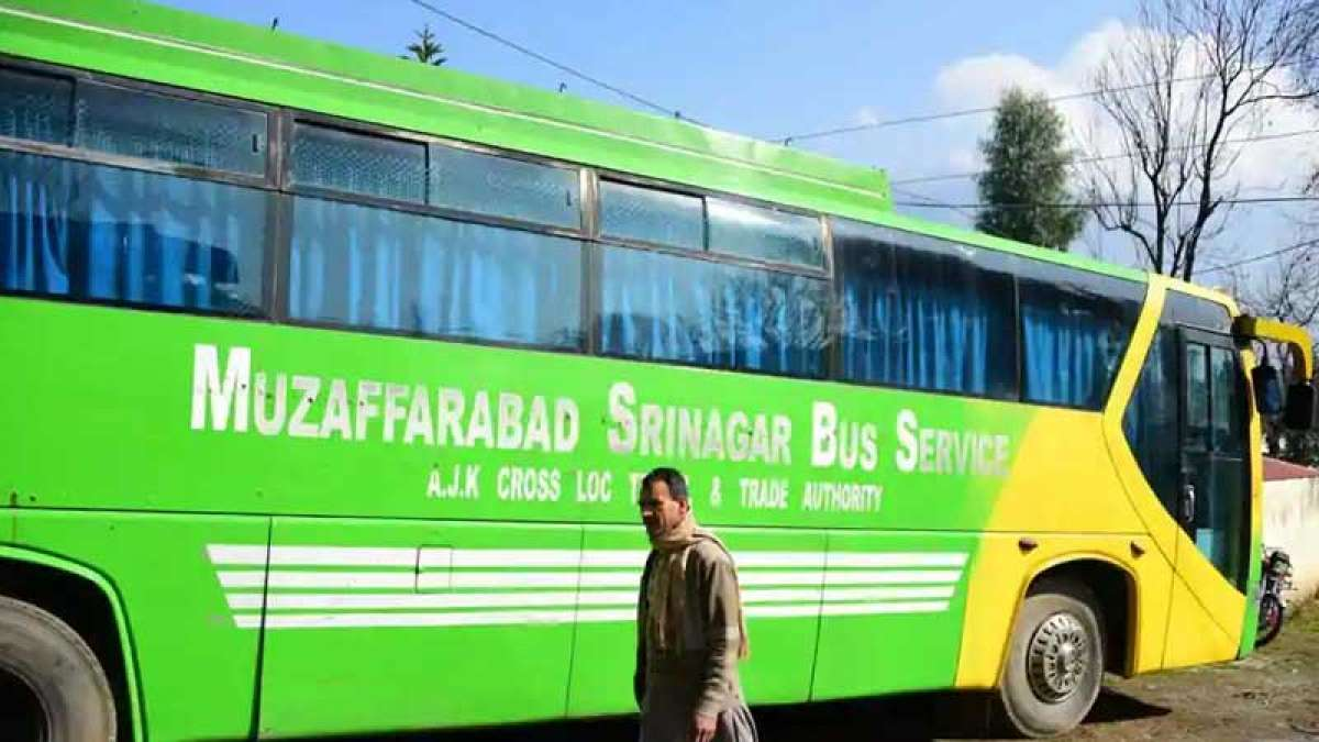 Pulwama Attack: Carvan-e-Aman cross border bus service resumes after weeks