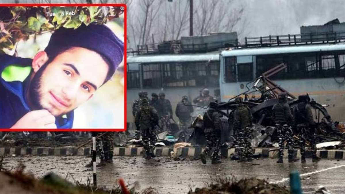 An undated picture of Sajjad Bhat, owner of the car used in the recent Pulwama terror attack. Bhat has joined Jaish-e-Mohammed terror outfit. (PTI file photo)