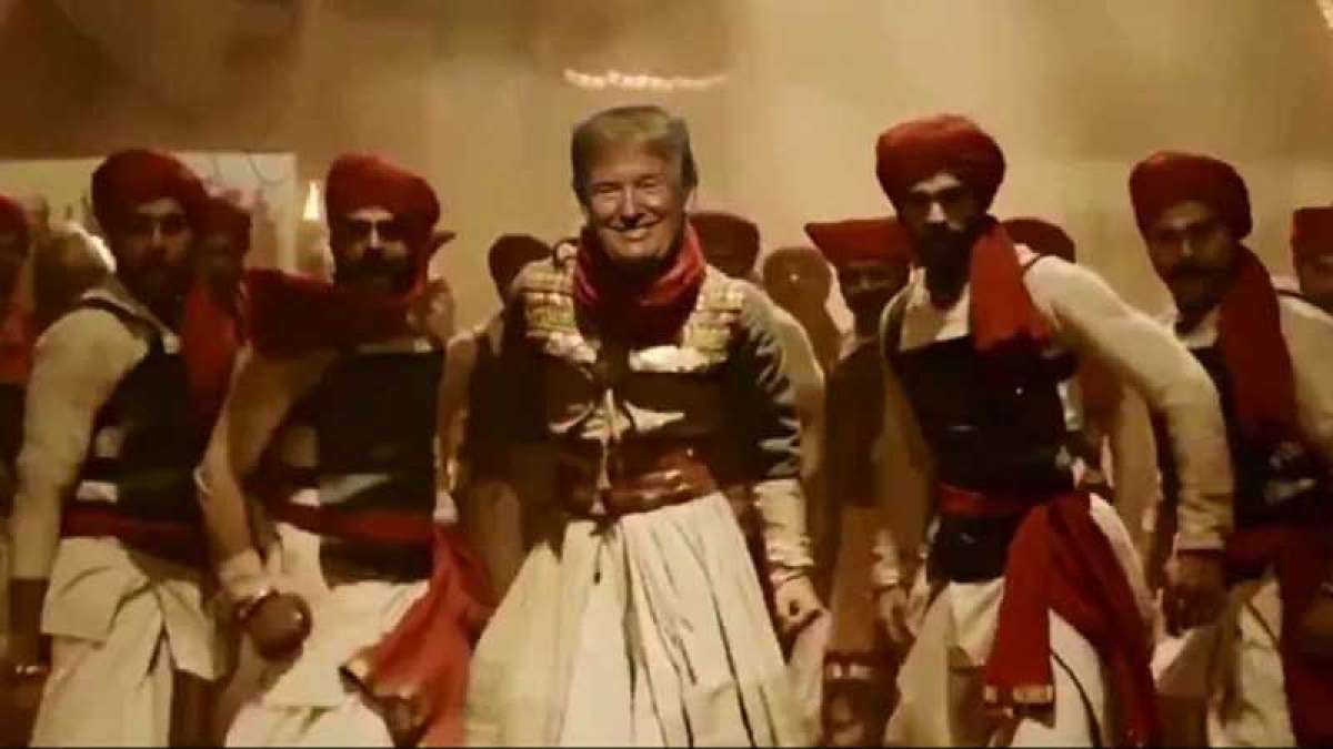 """""""Peshwa Warrior Trump"""": The viral video on the internet is a must watch"""