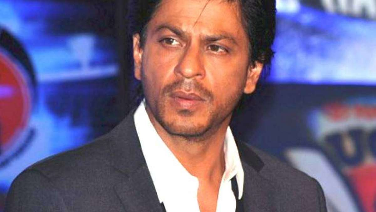 Bollywood actor Shahrukh Khan