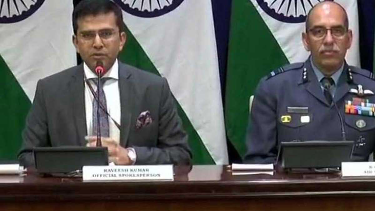 One MIG 21 pilot missing in fight against Pakistan: MEA
