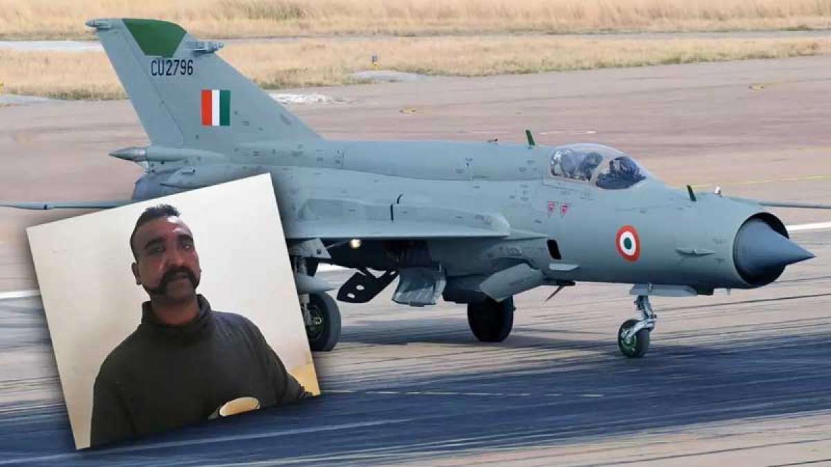 Indian military confirms of destroying Pakistan's F16 fighter jet