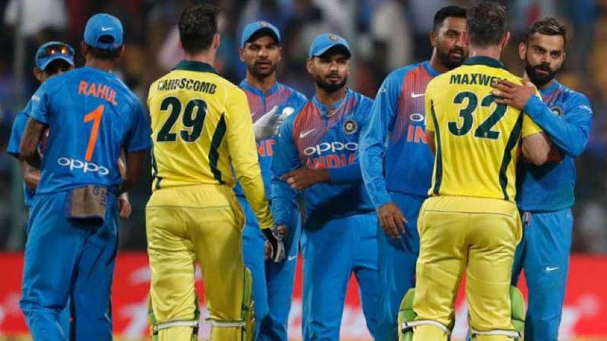 T20I series: Virat Kohli praises Glen Maxwell, admits Australia outplayed India