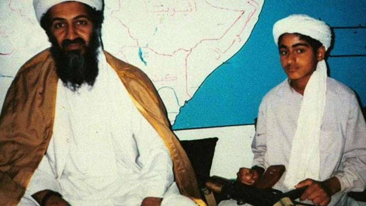 The US announces $1 million bounty on Osama's son after threat to avenge father's death