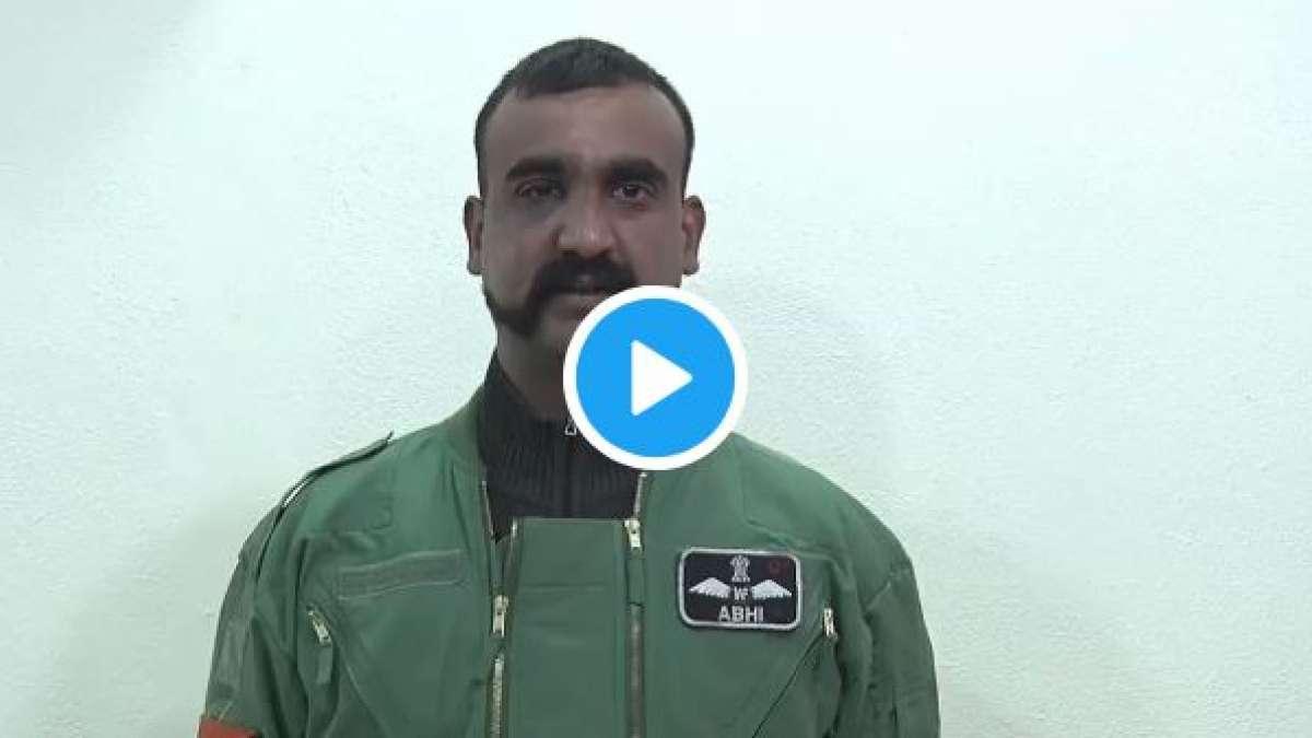 Abhinandan video made by Pakistan