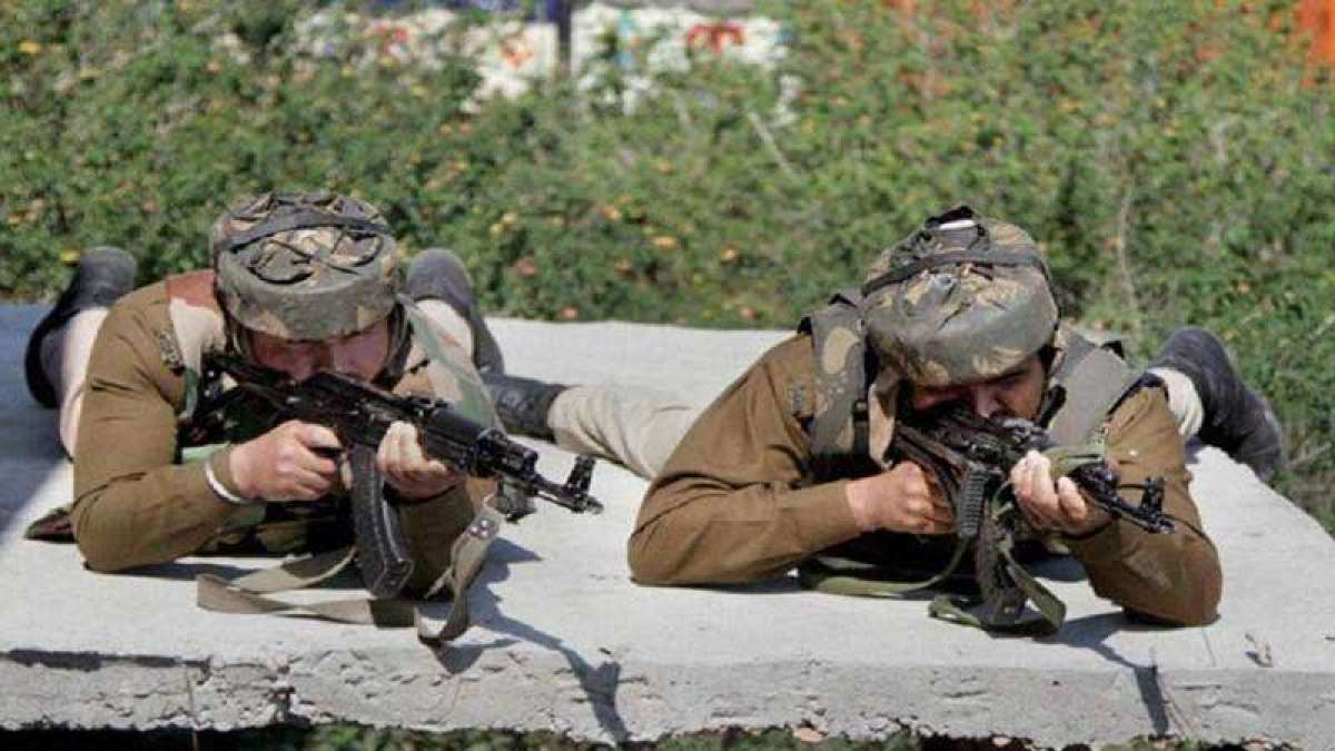 Handwara Encounter, Day 3: 2 militants killed, 5 Security personnel martyred