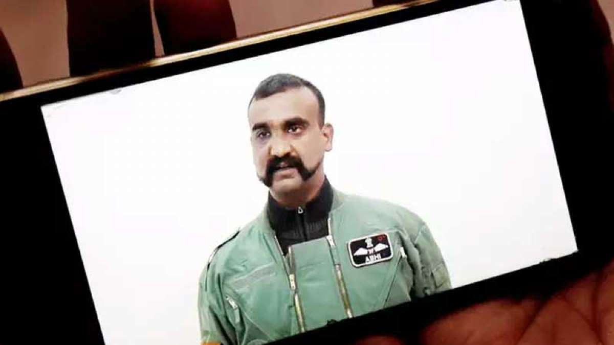 IAF Pilot Abhinandan Varthaman returned home with a rib fracture and bruises