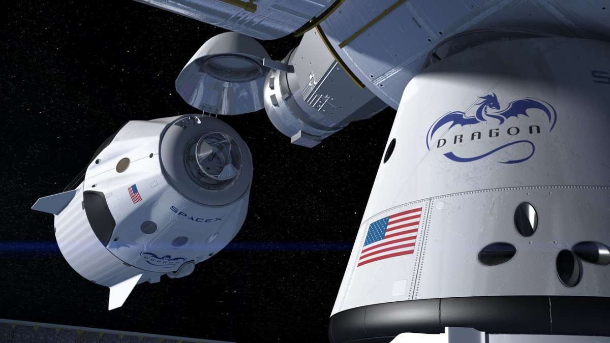 The Crew Dragon is an upgraded version of SpaceX Dragon cargo capsule