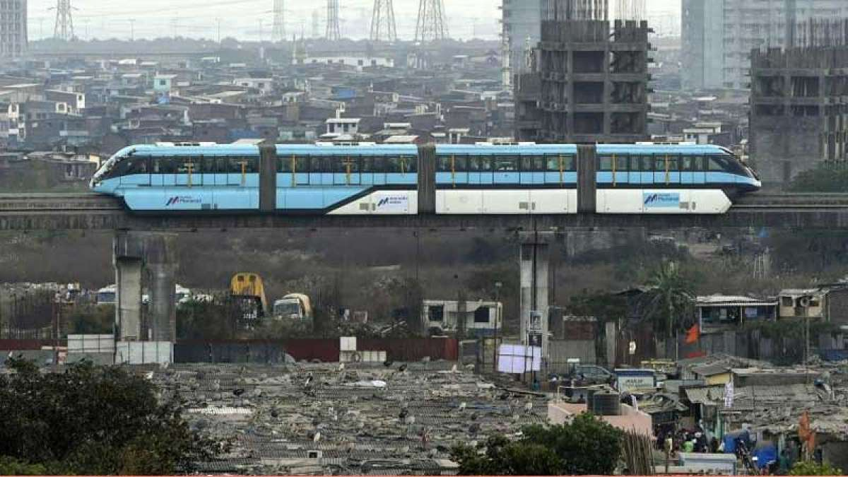Mumbai Monorail second phase complete, fully operational