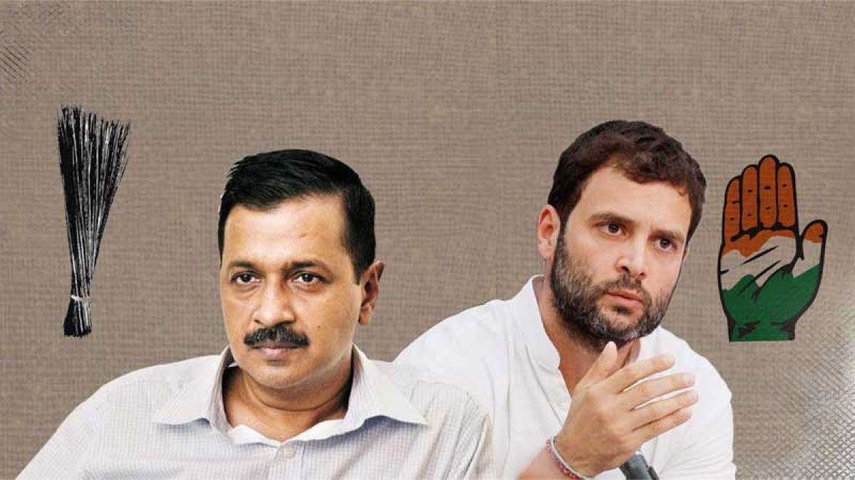Rahul Gandhi to discuss seat sharing with AAP in Delhi