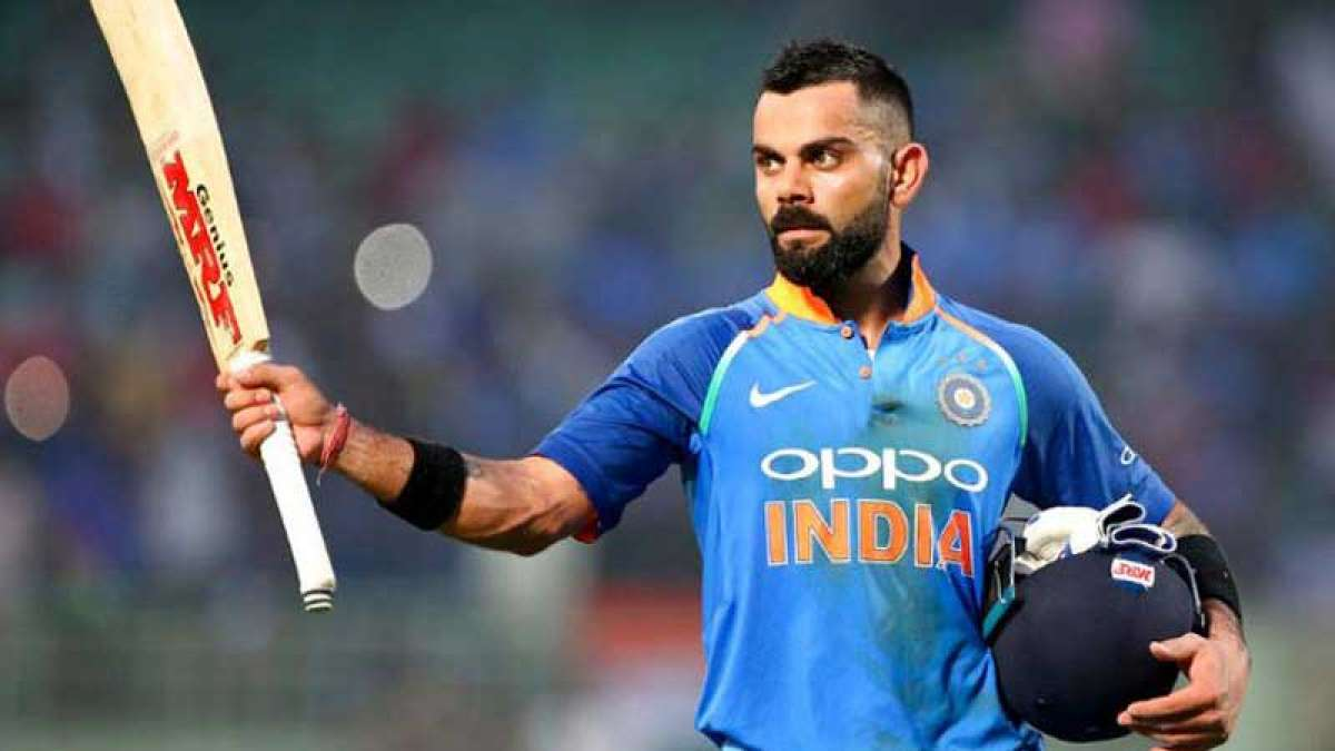 India vs Australia 2nd ODI: Virat Kohli's ton takes India to 250 runs