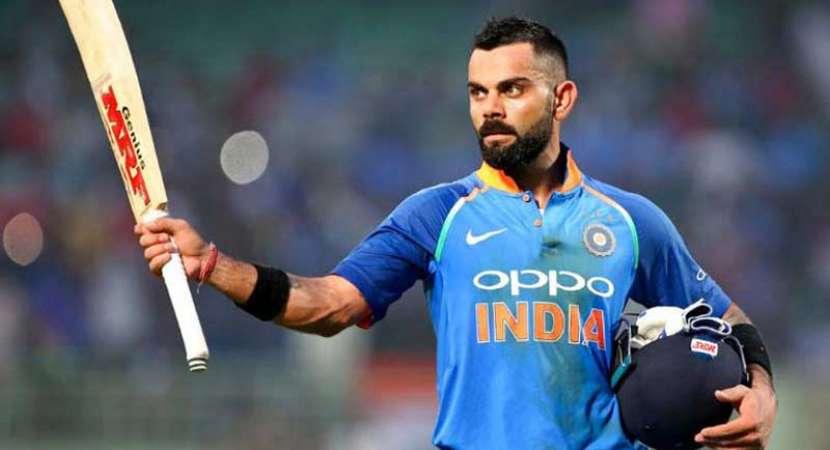 India vs Australia 2nd ODI: Virat Kohli's ton takes India to 250 runs
