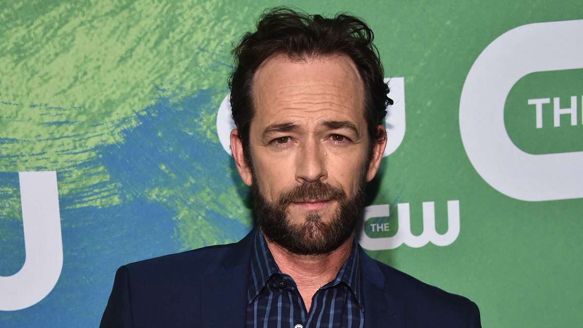 Actor Luke Perry dies of massive stroke attack