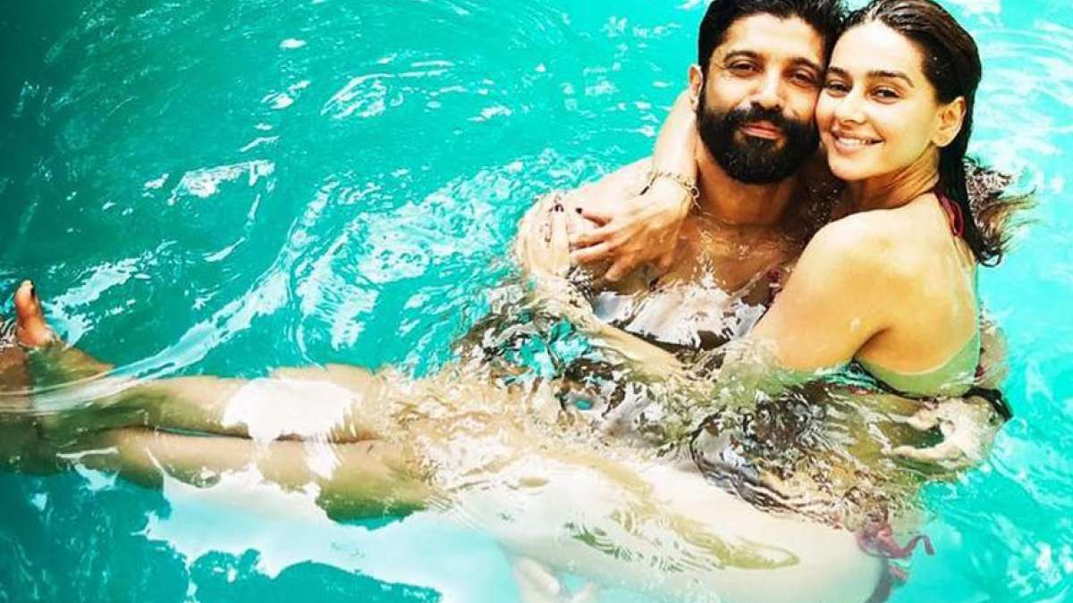 Farhan Akhtar confirmed that marriage is indeed on the cards