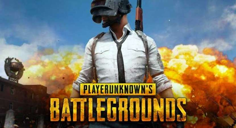 PUBG Mobile Game poster