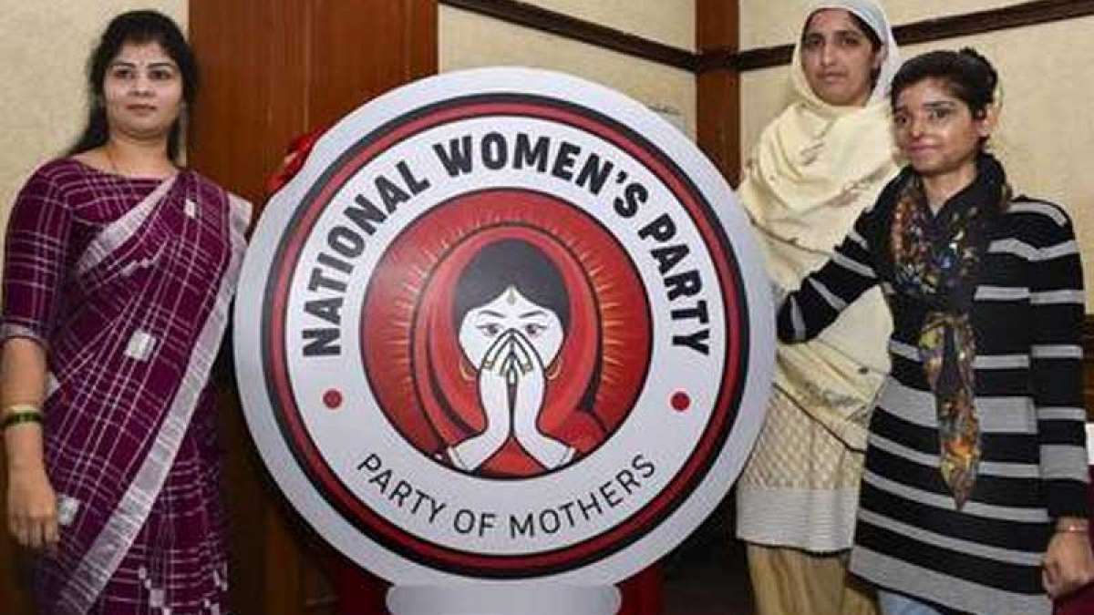 An all-women national political party makes a cut in India