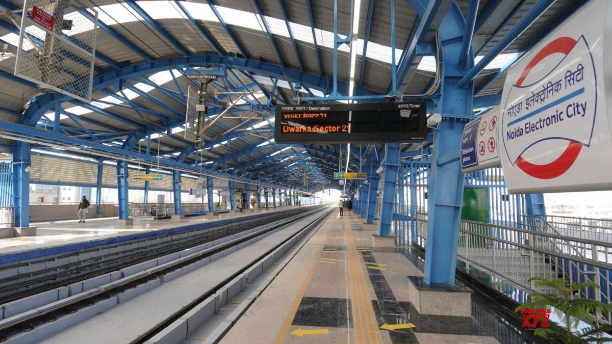 Noida City Center Metro to Noida Electronic City Sector 62: Key facts inside