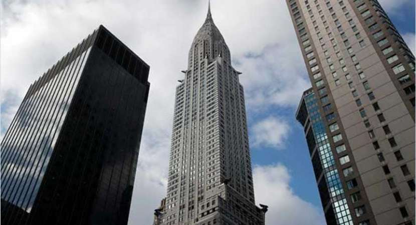 New York's iconic Chrysler Building to be sold for $150 million: Report