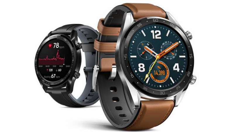 Huawei to launch two smartwatches with P30 series