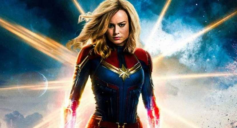 Captain Marvel sets the biggest ever opening on Box Office record