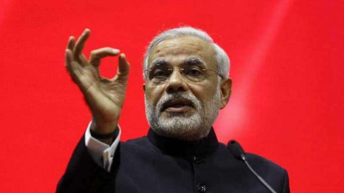 PM Modi attacks Congress on Mahatma Gandhi's Dandi march anniversary