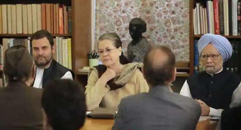 Congress CWC meet: Sonia Gandhi speaks out, blasts PM Modi