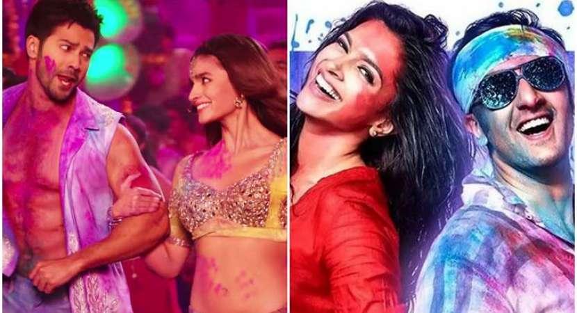 Holi Festival 2019: Watch Top 10 Famous Bollywood Holi songs