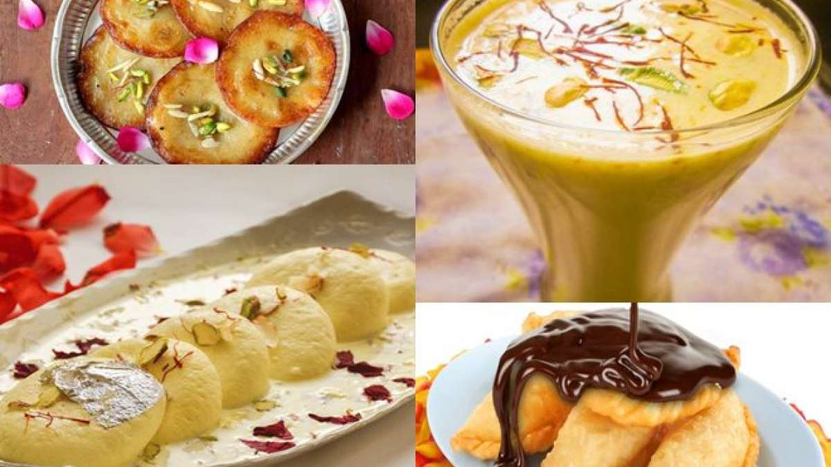 Holi Food & Dishes: Traditional food recipes you must make at home