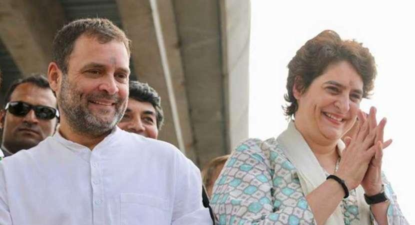 Lok Sabha Elections 2019: BJP plays with emotions of people, says Priyanka Gandhi