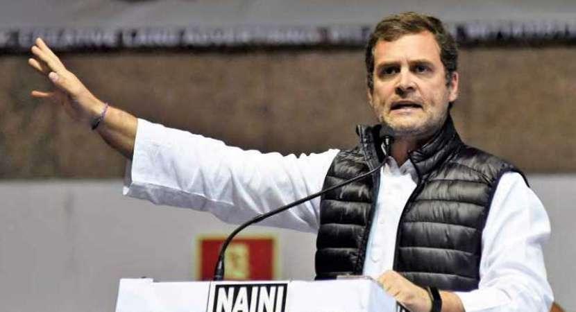 Masood Azhar row: 'Weak PM Modi scared of Xi,' says Rahul Gandhi