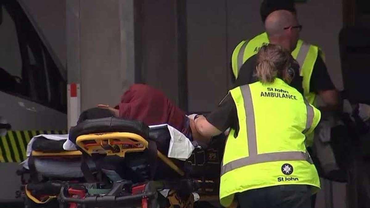 49 dead in 'terror attack' in New Zealand, the gunman identified