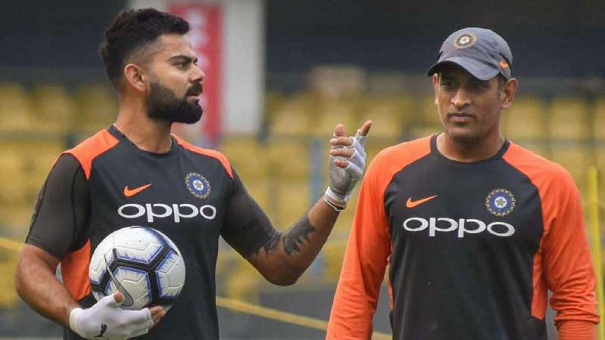 MS Dhoni issues warning to Virat Kohli in new IPL teaser
