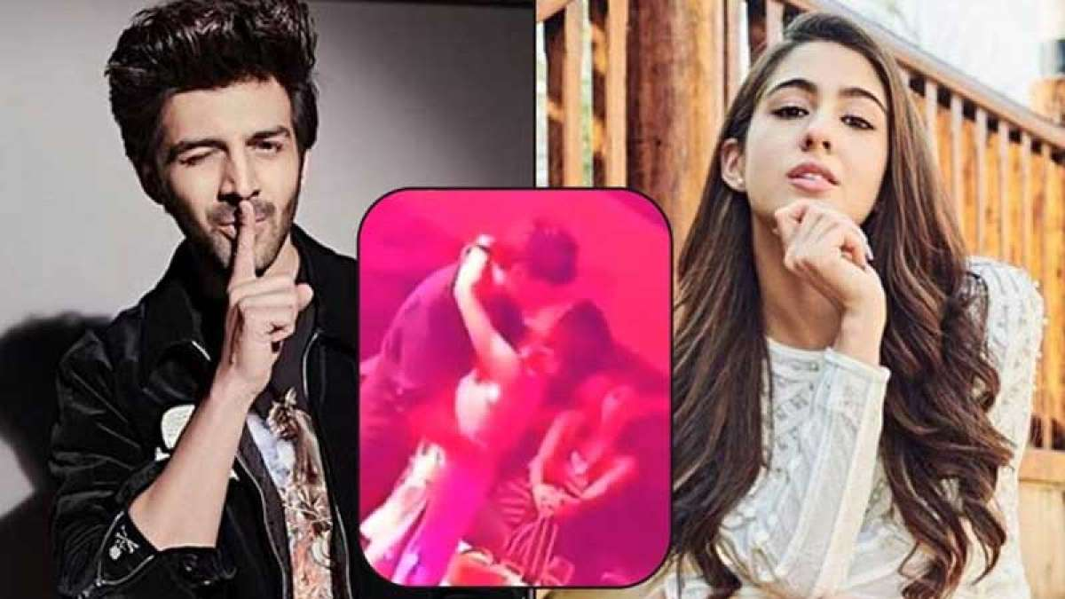 "Kartik Aaryan, Sara Ali Khan leaked kissing video: ""Are they really us?"""