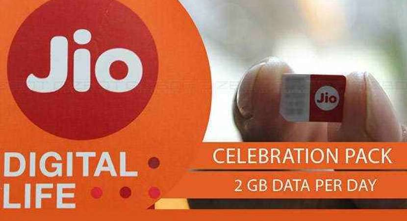 How to get Reliance JIO 2GB data free