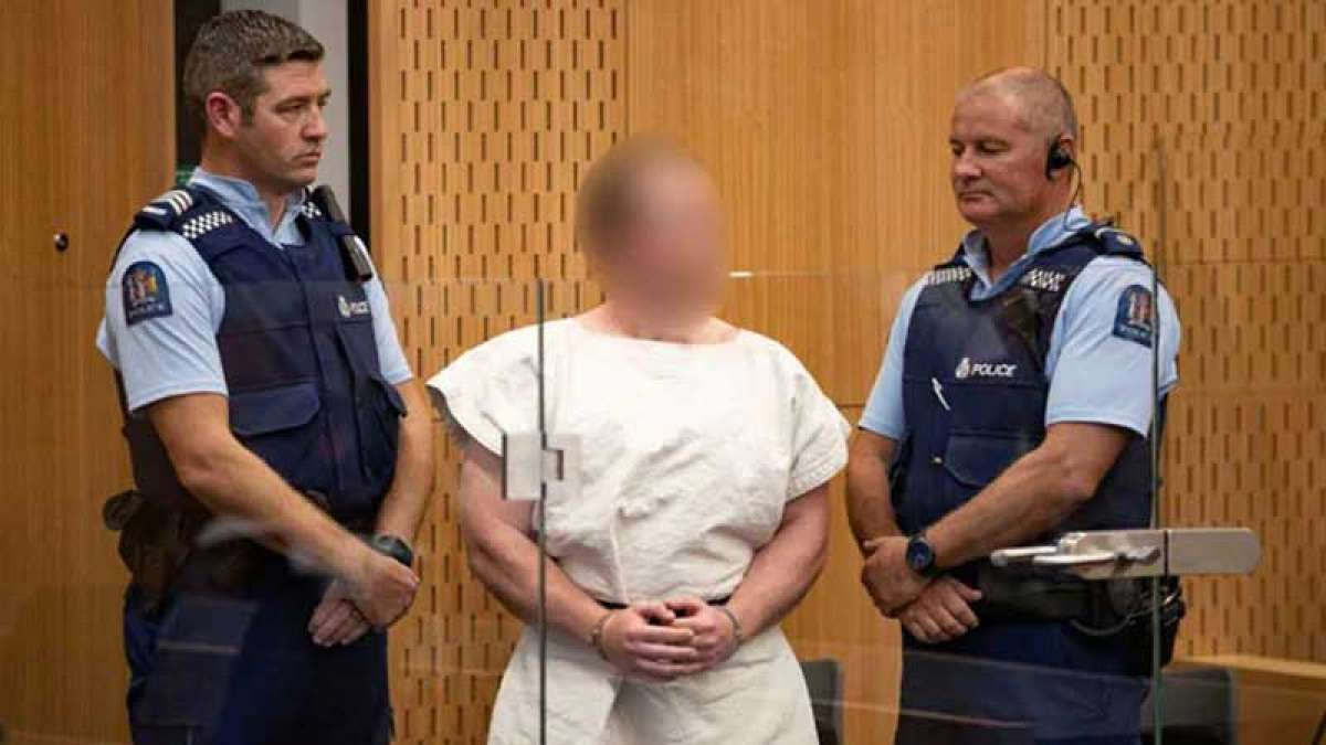 New Zealand Mosque attack: Suspect gunman charged with murder
