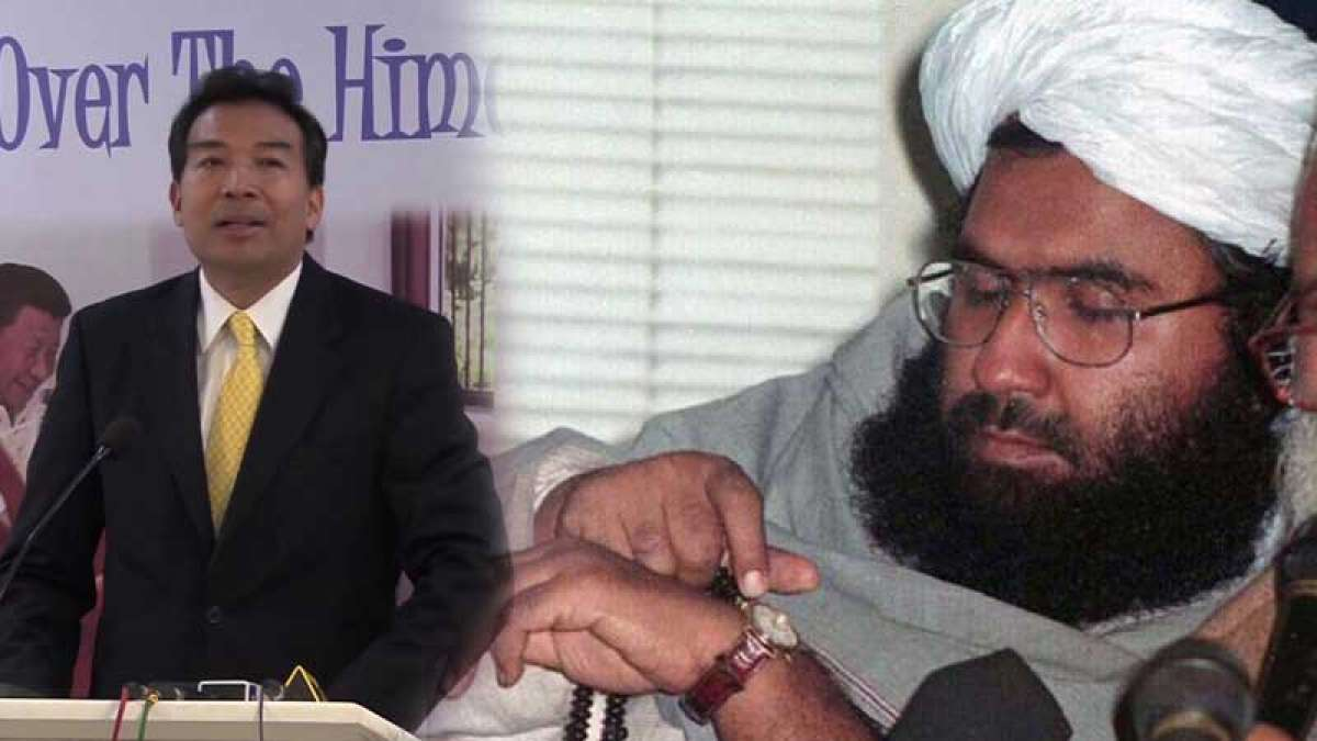 "Chinese envoy says Masood Azhar's ""matter will be resolved"""